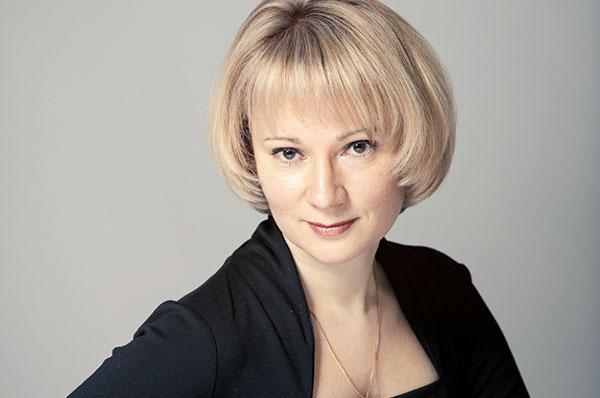 Наталия Чабовская — директор Томской филармонии