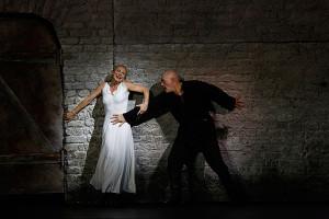 Сцена из оперы «Катерина Измайлова», Большой театр. Фото Дамир Юсупов.
