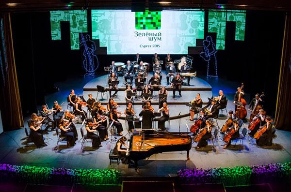Фестиваль «Зелёный шум» возвращается!