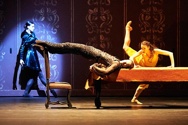 16 апреля — открытие XV Международного фестиваля балета Dance Open