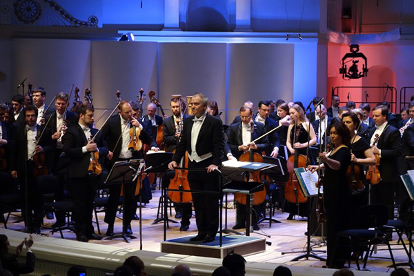 Валерий Гергиев и силы Мариинского театра провели марафон музыки Сергея Прокофьева