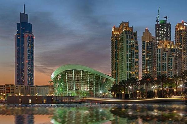 Оперный театр в Дубай откроется 31 августа концертом Пласидо Доминго