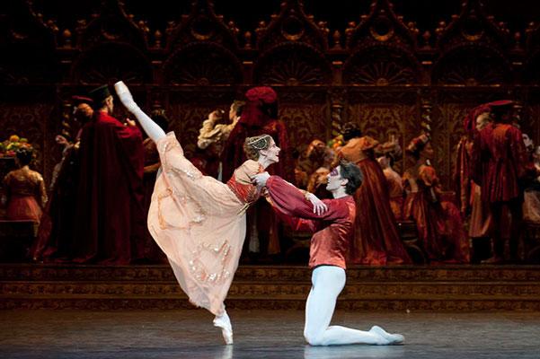 В Парижской опере восстановили балет Прокофьева «Ромео и Джульета» в постановке Нуриева