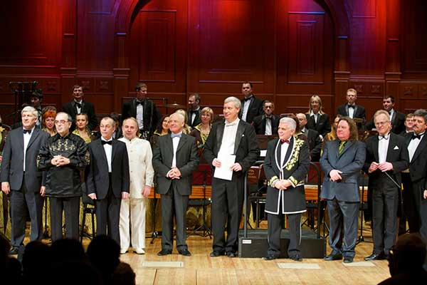 «Парад дирижёров оркестров русских народных инструментов» состоится в Белгородской филармонии