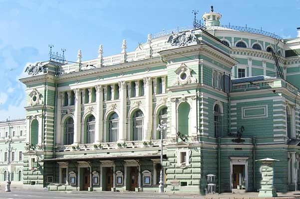 Мариинский онлайн: театральный weekend ко Дню театра