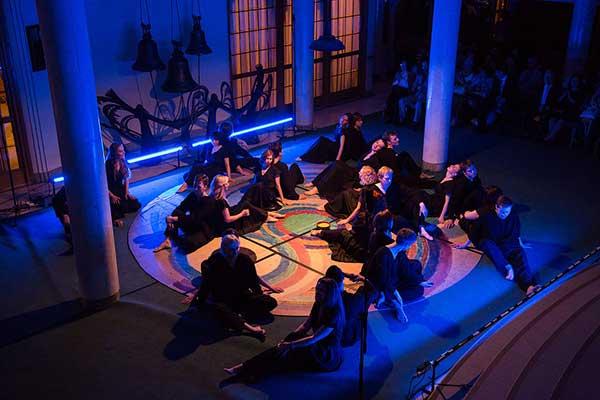 Фестиваль хоровой музыки «Иное» открывается 24 мая в театре Новая опера