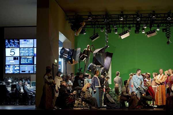 DVD с режиссерской работой Дмитрия Чернякова «Царская невеста» получил приз International Opera Awards 2016