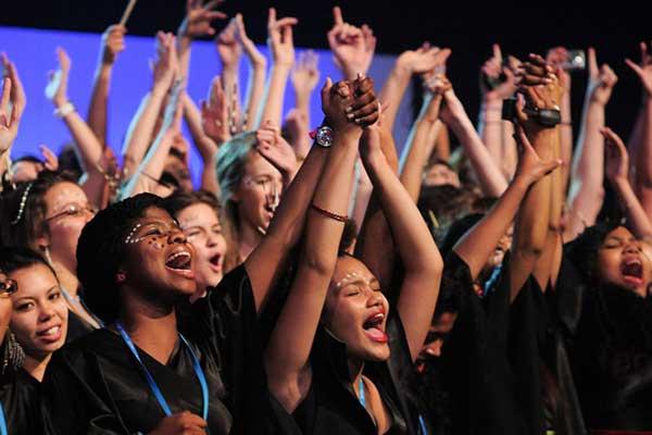 IX Всемирные хоровые игры пройдут в Сочи с 6 по 16 июля