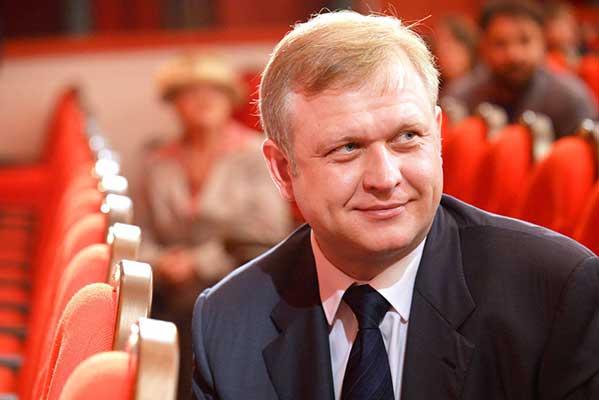 18 июня в Александринском театре Сергей Капков расскажет об «идеальном городе»