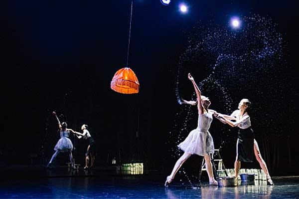 «Балет Москва» покажет 3 одноактных балета 25 июня в Зеленом театре ВДНХ