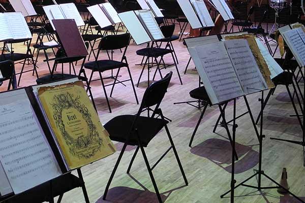 Об оркестре замолвите слово…