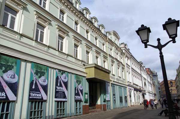 Обращение к зрителям директора Камерного музыкального театра имени Б.А. Покровского