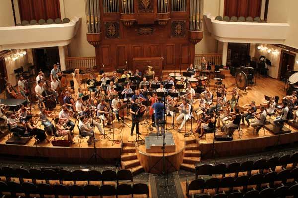 Госоркестр Татарстана приступил к записи всех симфоний Дмитрия Шостаковича