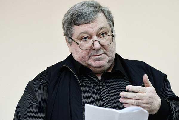 Экс-директор новосибирского театра Борис Мездрич стал директором московского театра «Практика»