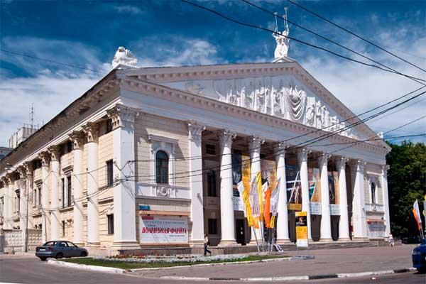 «На оперу – в Воронеж!»: новый проект театра оперы и балета