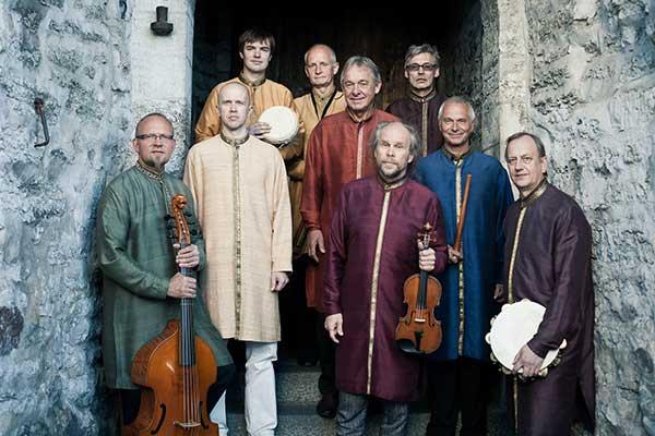 Второй международный фестиваль «Зеркало в зеркале представляет музыку современных композиторов стран Балтии