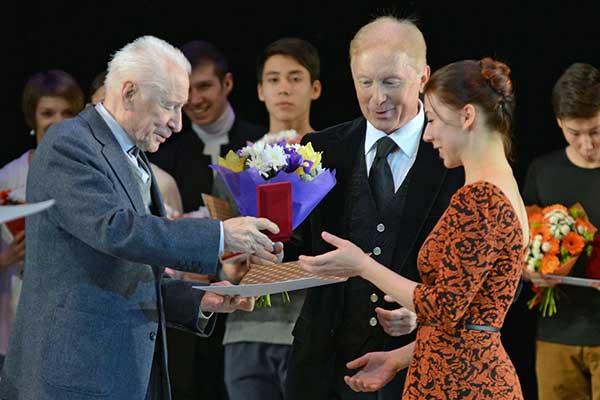 В Москве 30 октября начинается Всероссийский конкурс артистов балета и хореографов