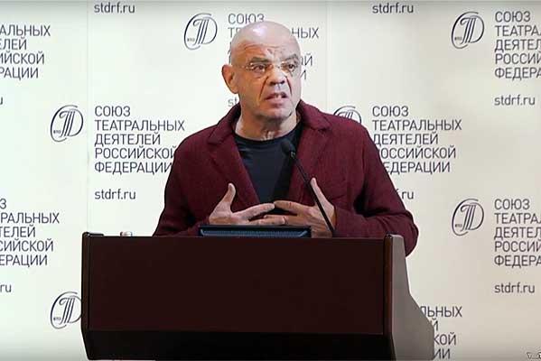 Константин Райкин: «Нам нужно соединиться»