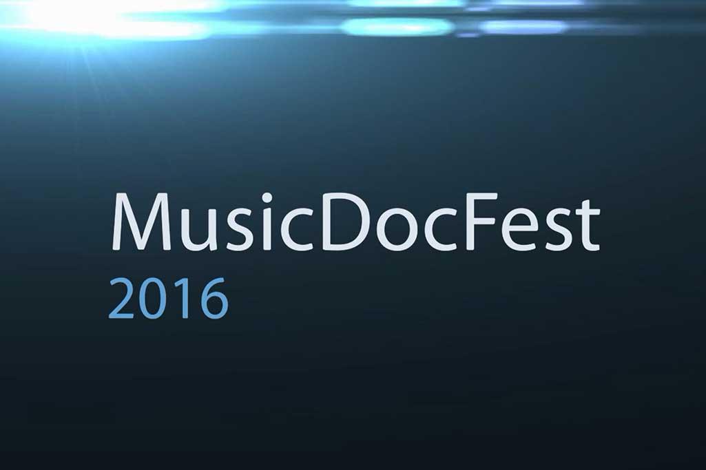 Завершился Первый открытый фестиваль документального кино о музыке MusicDocFest