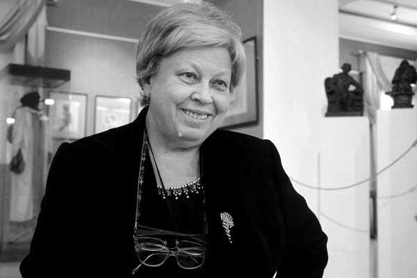 Скончалась Полина Вайдман, российский музыковед, ведущий специалист по творчеству П.И. Чайковского