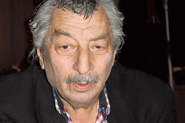Мераб Гагнидзе: «Храбрый с отвагой — станешь бродягой. Это про меня»
