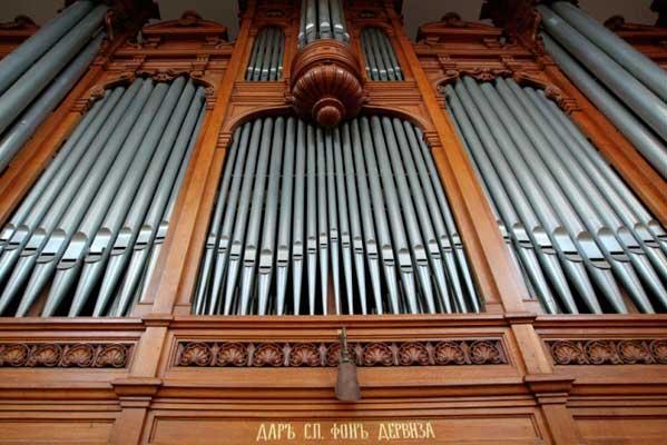 В Московской консерватории состоялось открытие после реставрации органа Большого зала