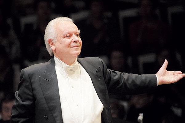 4 марта 2021 — юбилейный концерт Юрия Симонова