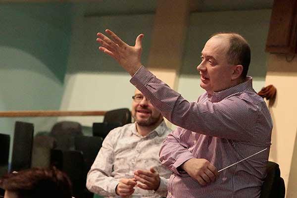 Александр Соловьев и Михал Клауза. Фото Дамир Юсупов