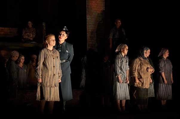 Опера «Пассажирка» Екатеринбургского театра оперы и балета на Новой сцене Большого театра