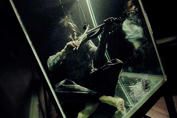 На Дягилевском фестивале в Перми музыканты будут играть в аквариумах с водой