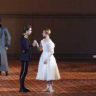 Сцена из балета «Герой нашего времени». Спектакль ГАБТа. Фото Дамир Юсупов.