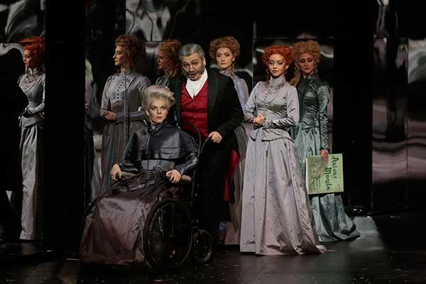Круглый стол «Оперы Мечислава Вайнберга в контексте современного театра» состоится 16 февраля в рамках Международного Форума «Мечислав Вайнберг. Возвращение»