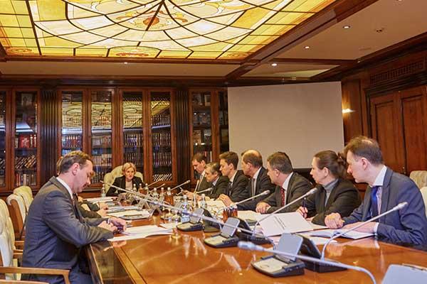 Состоялось первое заседание Попечительского совета Транссибирского Арт-Фестиваля