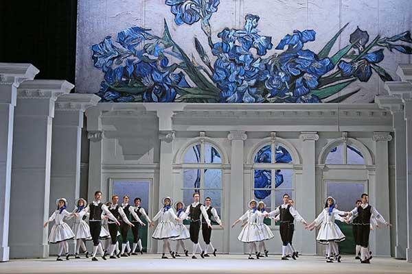 Русский балет в стремлении к метатеатру