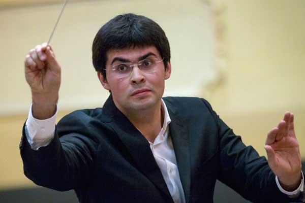 Валентин Урюпин — победитель Восьмого международного конкурса дирижеров имени сэра Георга Шолти