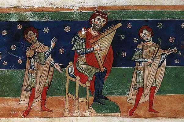 Издательство Арт-Волхонка выпустило уникальный Атлас Средневековой музыки