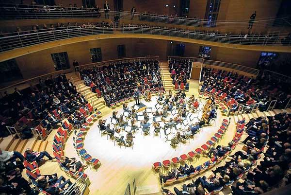 В Берлине открыт новый Концертный Зал Пьера Булеза