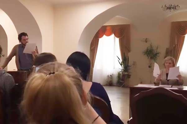 Студенты Московской государственной консерватории опубликовали видео с лекции о культурной политике России