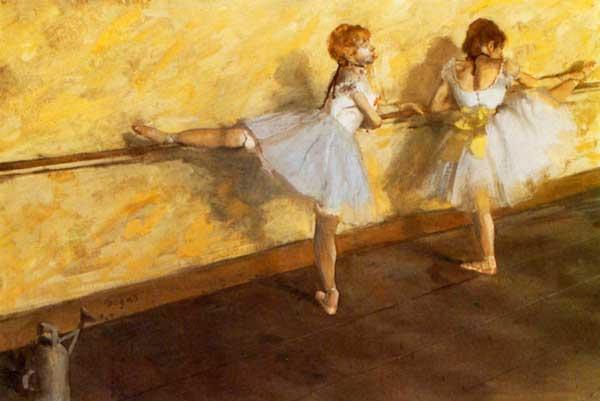 1,3% работающих женщин в детстве мечтали стать балеринами