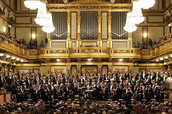 Музыка из пепла: Большой симфонический оркестр представил в Вене сожженную оперу Чайковского