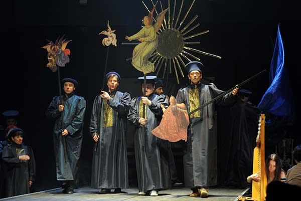 В Театре Сац начинается новый проект «Неделя старинной оперы»