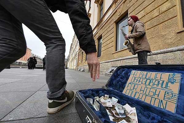 Музыка — голодная: многие преподаватели Гнесинки получают меньше 20—25 тыс. рублей в месяц