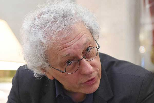 Бернар Фоккруль: «Если зритель хорош, то и представление будет хорошим»