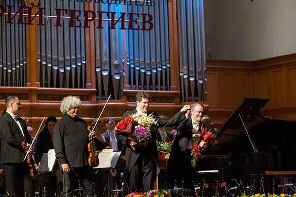 Валерий Гергиев открыл в Москве Пасхальный фестиваль