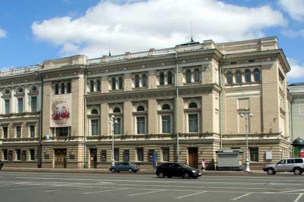 Минкульт расторг договор с «Балтстроем» по реконструкции Консерватории имени Римского-Корсакова