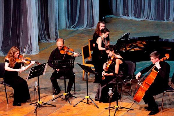 Концерт из произведений Мечислава Вайнберга прошел в Уральской консерватории
