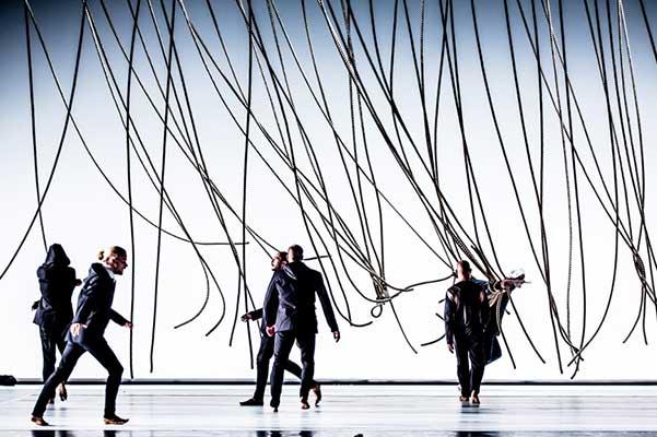 XIX международный фестиваль современного танца OPEN LOOK открывается 29 июня в Санкт-Петербурге