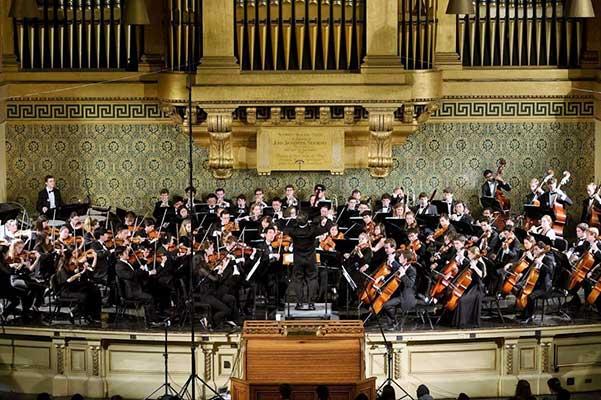 Первые гастроли Симфонического оркестра Йельского университета в России начинаются 24 мая