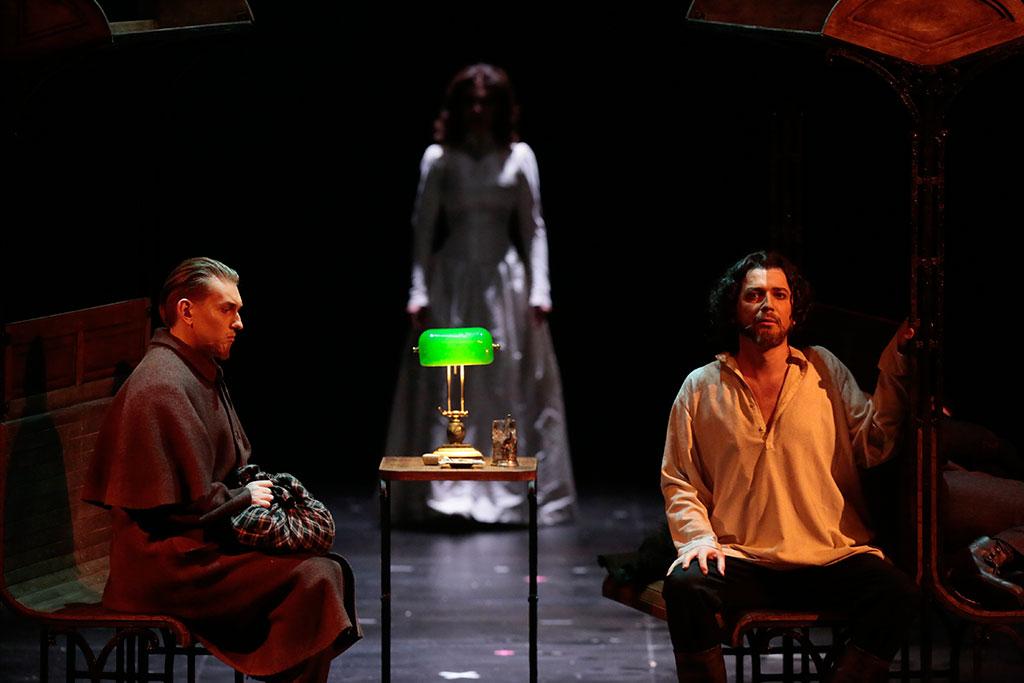 Опера «Идиот» Мечислава Вайнберга в Большом театре (29, 30 апреля, 1, 2 мая)