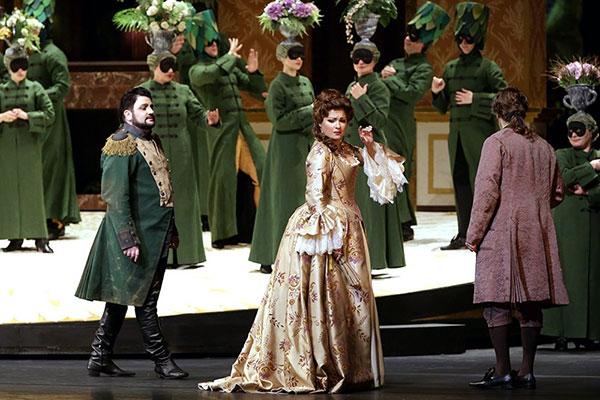 На «Звездах Белых ночей» представили премьеру «Адрианы Лекуврер» Франческо Чилеа